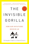 The Invisible Gorilla Paperback cover
